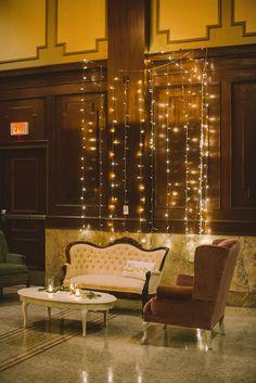 Tarin & Rich's Wedding at Hotel Lafayette, Buffalo, NY / Photography: Alexandra Meseke Photography / Florals: Costamagna Design