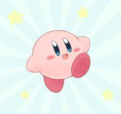 Kirby by Kiimberu.deviantart.com on @DeviantArt
