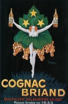 France - Cognac Briand (1930)