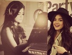 Lucy Hale Debuts New Song 'Kiss Me'