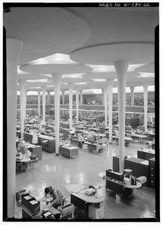 Frank Lloyd Wright_ Johnson and Son Company Administration Building
