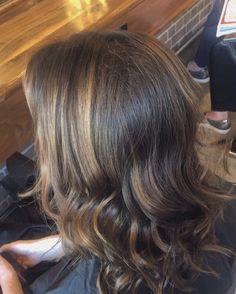 Karl used a rich semi on his client`s roots and a soft toffee balyage through the hair resulting in this beautiful colour. For booking please call 01-2180872