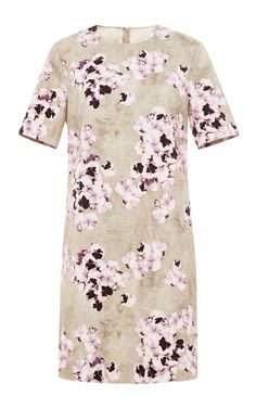 Floral-Print Dress by Giambattista Valli - Moda Operandi