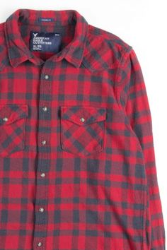 2aac965fb2 Flannel Shirts $9.99 & Up - New + Vintage Flannel Shirts - Ragstock.com