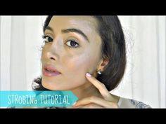 STROBING | Que es y como aplicarlo | Tutorial ♡ Caro Montero - YouTube