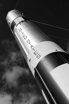 /by WillowB Media #flickr #KSC #Titan #rocket #museum