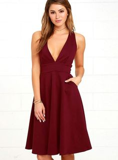 83 Best Red Dresses images  aee0ee1a0c5a