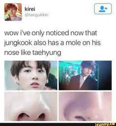 i swear my theory that taekook were actually just two brothers with amazing ass genes when i first joined the ARMY could be announced and i could not be surprised