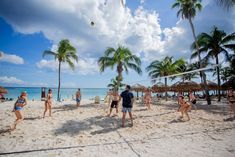 Check out our daily timetable for exciting group activities at Secrets Akumal. Secrets Akumal Riviera Maya, Group Activities, White Sand Beach, Resorts, Dolores Park, The Secret, Mexico, Vacation, Water
