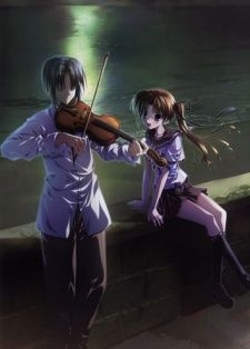 Ef A Tale Of Melodies Mysterious Girl Names Anime Tales