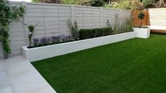 ten modern garden design ideas london 2014 (8)