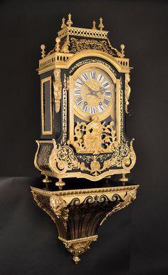 Old Clocks, Antique Clocks, Classic Clocks, Bronze Mirror, Clock Art, Grandfather Clock, Antique Boxes, Old Antiques, Furniture Design