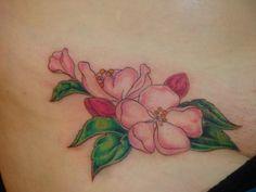 apple blossom tattoos 51