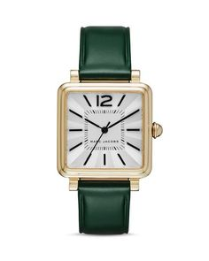 Marc Jacobs Vic Watch, 30 x 30mm