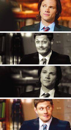 7x13 The Slice Girls #SPN #Dean #Sam
