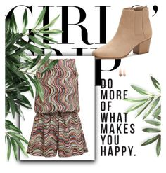 """Simple Flavor"" by jerseygirl347821 ❤ liked on Polyvore featuring Apt. 9, Missoni Mare, Native State, girlstrip and WineTastingOutfit"