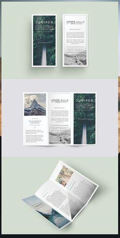 Ideas Design Brochure Template Brosur For 2019 Flugblatt Design, Buch Design, Flyer Design, Layout Design, Creative Design, Graphic Design Brochure, Brochure Layout, Brochure Template, Brochure Trifold
