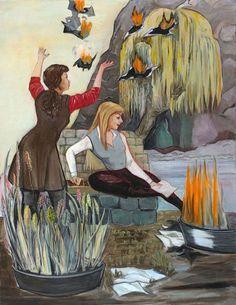 Rosa Loy, Auflösen, 2012 | Art | Pinterest | Html