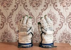 Vincent FOURNIER, Space Project,Space Glove,Star City,Russia,2007