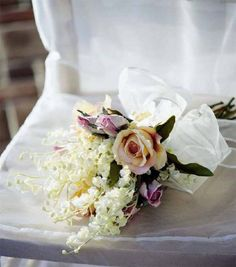Create your own bridal bouquet!