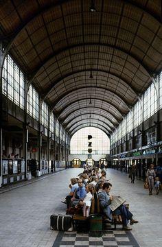 Dworzec Wrocław Główny, 1982