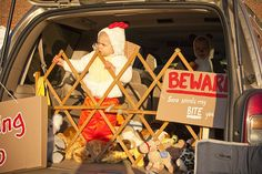 Trunk or Treat 2010 - Highland Hills Baptist Church by jag64551, via Flickr