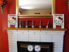 Hello Kitty Nerd Preteen Party