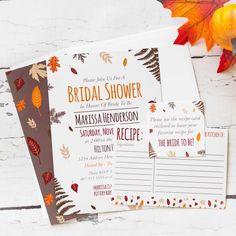 Fall is in the air! Ok maybe not the air, because it's still 100+ degrees here in Okinawa, but it's definitely in the studio! Spending all week adding matching printables to all our fall themed showers.