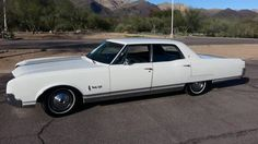Is It A Car Or A Boat? 1966 Oldsmobile 98 LS - http://barnfinds.com/is-it-a-car-or-a-boat-1966-oldsmobile-98-ls/