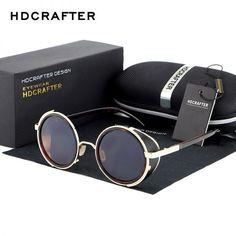 f15a32477 HDCRAFTER Anti-reflective Coating Sunglasses Glasses Casual Business  Driving Oculos De Sol Masculino Feminino Sunglasses