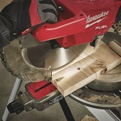 Milwaukee M18 FUELtm 12in. Dual Bevel Sliding Compound Miter Saw with ONE-KEY Kit — One Battery, Model# 2739-21HD Sliding Compound Miter Saw, Compound Mitre Saw, Milwaukee M18, Circular Saw Blades, Cordless Tools, Improve Productivity, Key, Model, Unique Key