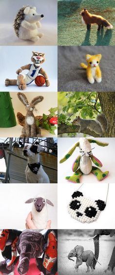 Animals Rule! by Carley Marston on Etsy--Pinned with TreasuryPin.com