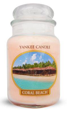 Yankee Candle Coral Beach...