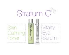 Stratum C Menopause Skin Care Range- This is probably the most gentle toner I've ever used. If you're desperate for a toner that won't irritate the most sensitive skin, then this is it.
