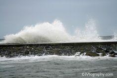 High Tide @ Amble Harbour 21.03.15