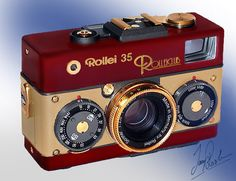 Rollei 35 Classic RolleiClub Edition