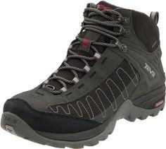 Amazon.com: Teva Men's Raith Storm Mid Waterproof Hiking Boot: Shoes