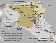 Az Iszlám Állam hadműveletei 2014 augusztusában