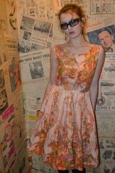 Retro jurk eindhoven