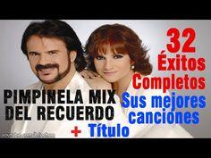 Pimpinela - Mix baladas del recuerdo (temas completos) - YouTube