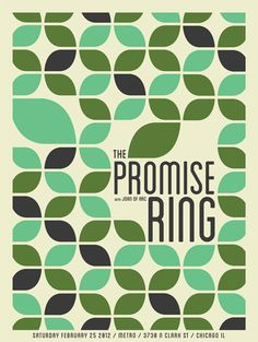 Promise Ring, The - Joan Of Arc
