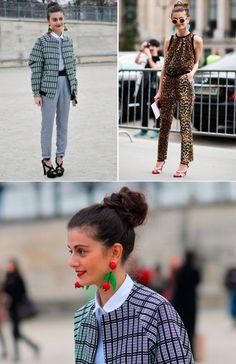 NATALIA ALAVERDIAN STYLE ICON #STREETSTYLE by @monoco . Vintage #streebait #fashionville #fashion #fashionindie #style #styleicon