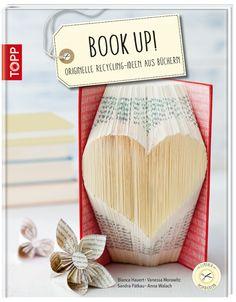 Book up! - Originelle Recycling-Ideen aus Büchern