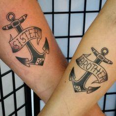 63 Mejores Imágenes De Tatuajes Para Hermanos Awesome Tattoos