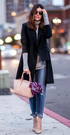 Fall stylish outfit