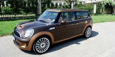 Mini Clubman Château Shop Truck, Mini Clubman, Mini Coopers, Hot Cars, Les Minis, Dream Cars, People Change, Motorcycle, Automobile