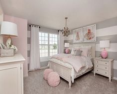 Feminine Bedroom Romantic Ideas_6