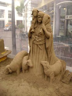 Amazing Sand Sculptures by Ray Villafane#Repin By:Pinterest++ for iPad#