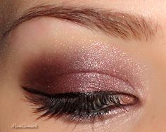 MariCômio: Maquiagem do Dia - Paris Makeup Palette