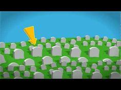 ¿Qué es BillionGraves? Busca por los cementerios del mundo, o toma fotos de lápidas de tu cementerio más cercano. Si crees que no es divertido, ¡mira este vídeo!
